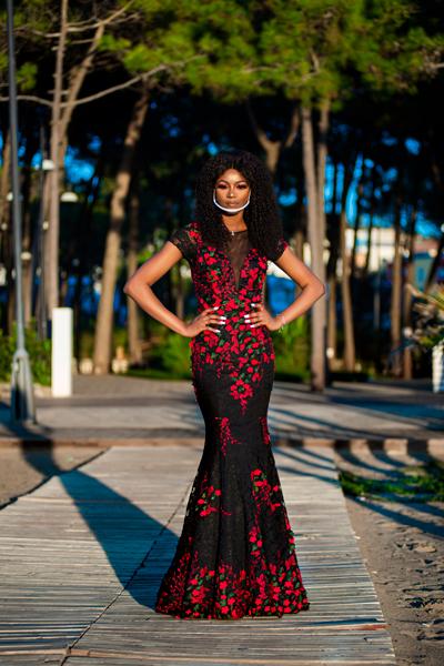 Cameroon - Esther Omoregie
