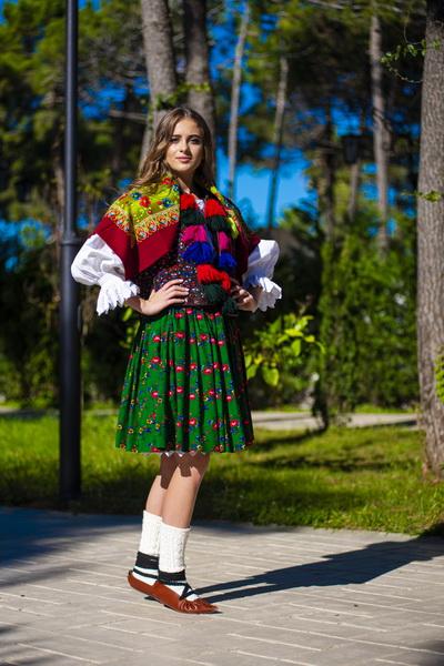 Romania - Andreea Ticala