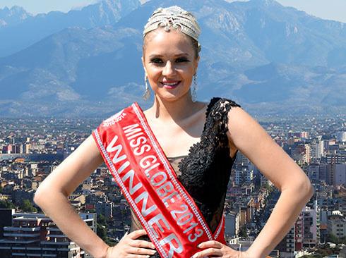 Miss Globe Winner 2013