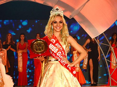Miss Globe Winner 2014