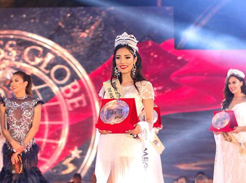 Miss Globe Winner 2018
